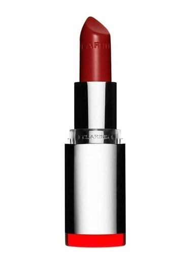 Clarins Joli Rouge Lipstick 719 Hibteus Bordo